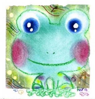 カエルのうた小