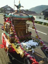20111009お神輿