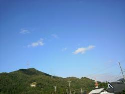 20111027秋晴れ