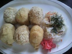 20120303いなり寿司2