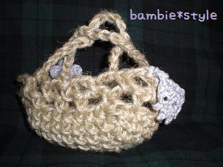編みかご横