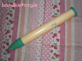 巨大鉛筆?