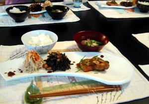 お料理教室☆基本の和食