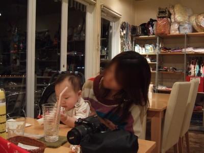 yuukoさんとおとちゃん