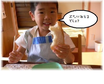 ぶたのパン