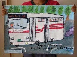 バスの絵01