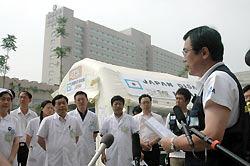 日本医療チーム