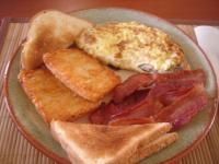 big american breakfast