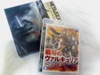 PS3 MGS4_戦場のヴァルキュリア