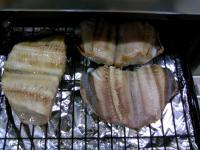 IHで魚を焼く!・焼き上がり
