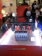 名古屋市科学館・エジソンの電気自動車