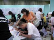 名古屋市科学館・工作コーナー