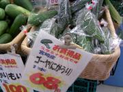 夏野菜が安い!2