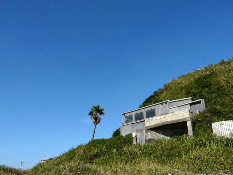 浜諸磯の別荘たち1