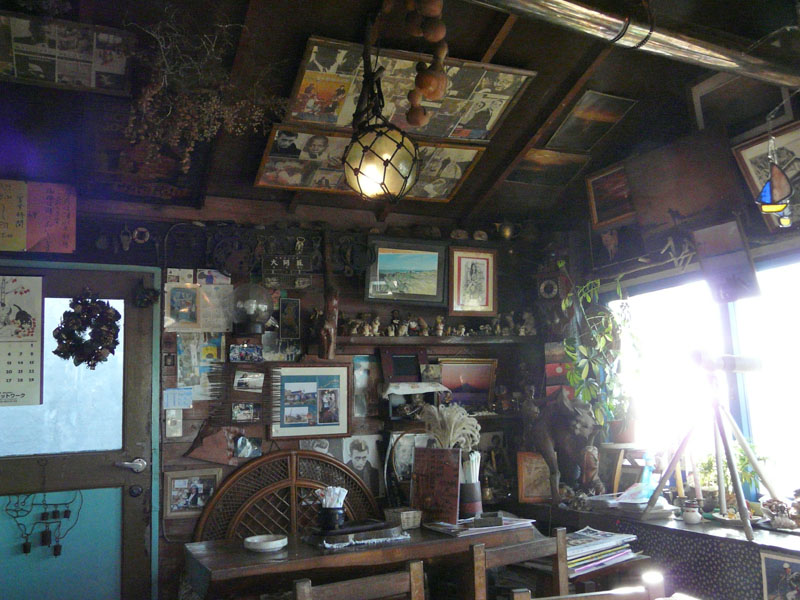 音楽と珈琲の店「岬」7