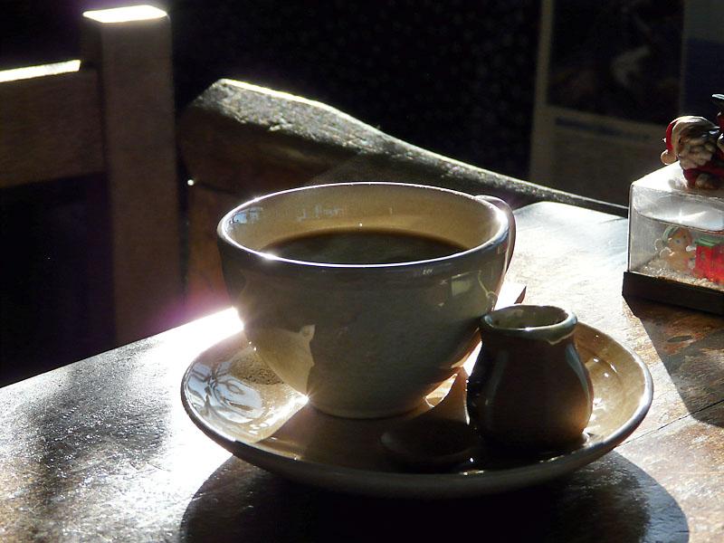 音楽と珈琲の店「岬」9