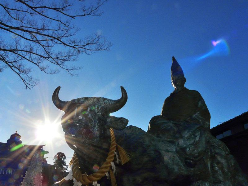 090111天神社の梅6