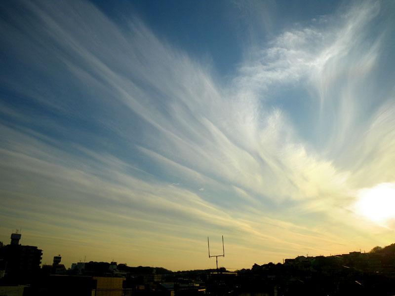 090127今日の空