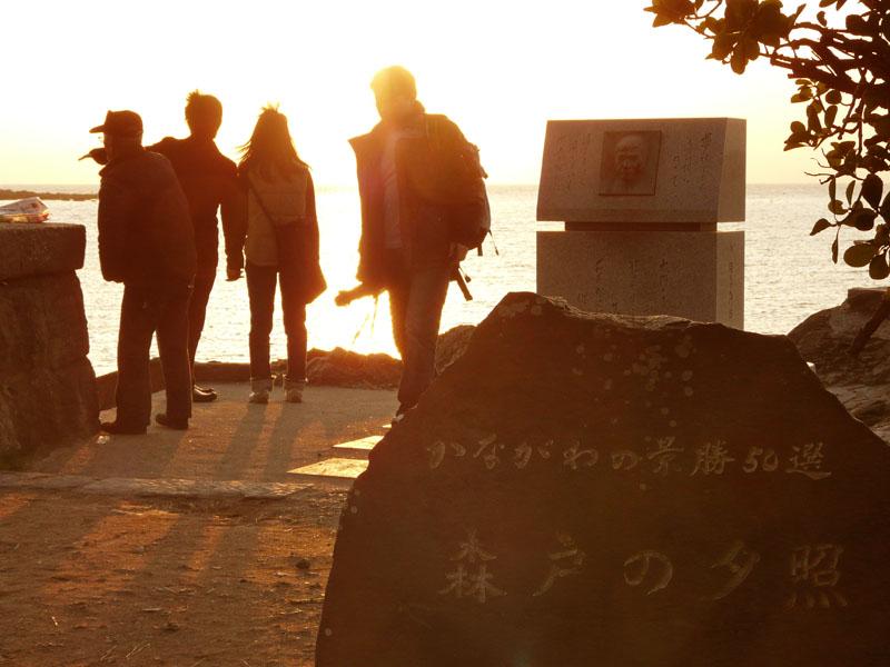0903森戸夕景1.5