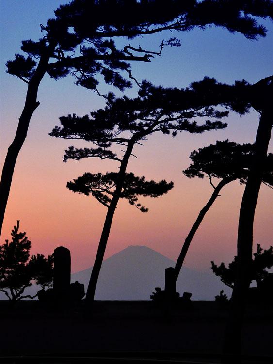0903森戸夕景3.5