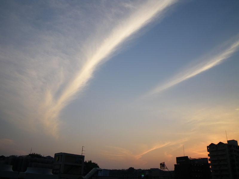 090520今日の夕雲3