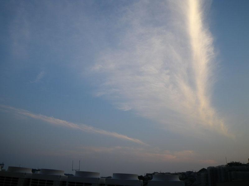 090520今日の夕雲5