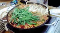 済州島のモツ鍋