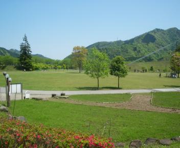宮ヶ瀬ダム風景