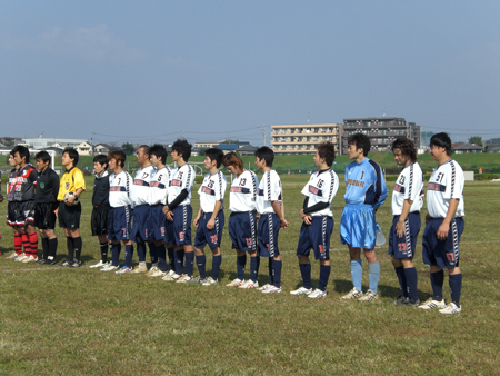 2008-2009渋谷区リーグ開幕