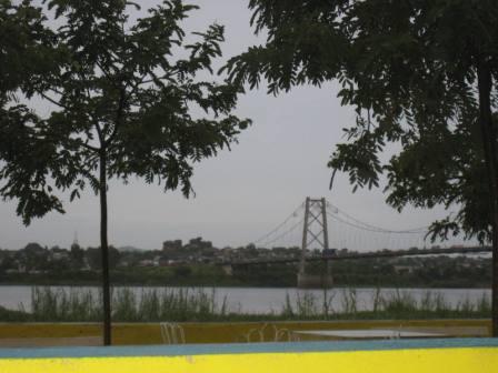 テテのザンベジ川