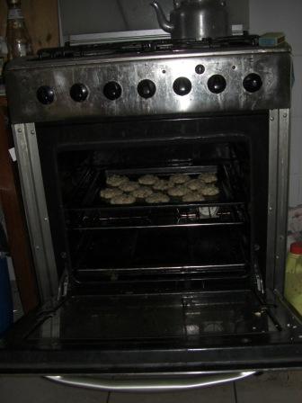 ぶひぶひクッキー