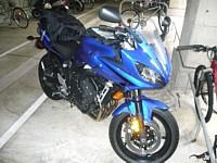 090506かれんさまバイク