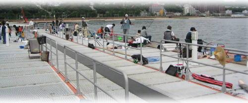 須磨海釣り公園2