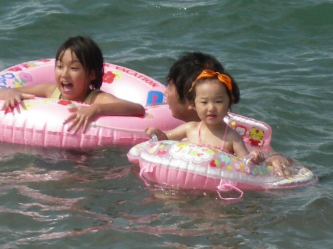 海水浴2009