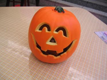 ハロウイン かぼちゃ
