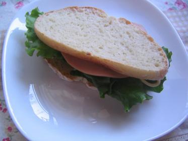 カンパーニュ サンド