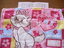 マリーちゃん雑巾