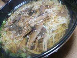 セコムの食 レポ ようよう麺