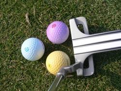 ゴルフボール レポ-2