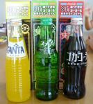コーラの復刻ボトル!!!