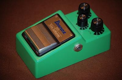 tubeの叫び(TUBE SCREAMER TS9)