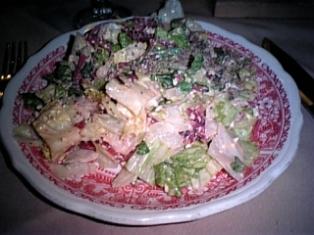 ビーツのサラダ