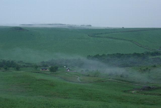開陽台からの風景