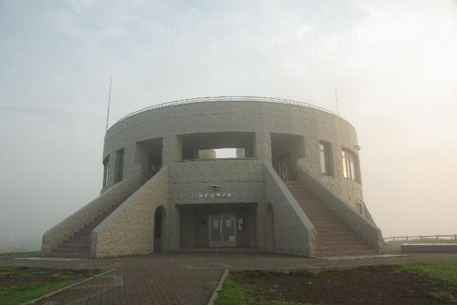 開陽台展望館