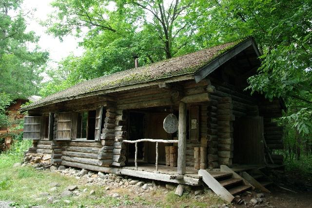 「北の国から」の家