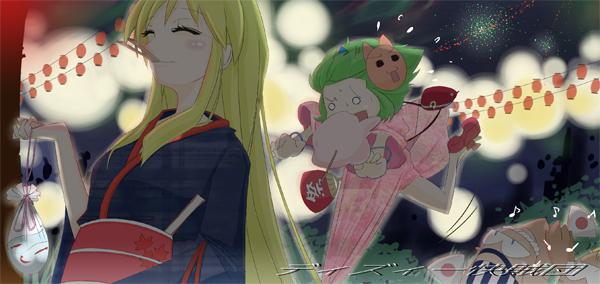 祭り少女2中
