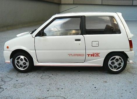 フジミ ミラ ターボ TR-XX