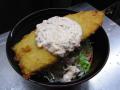魚フライ丼