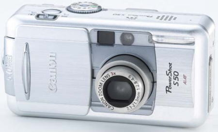 Canon PowerShot S50.1