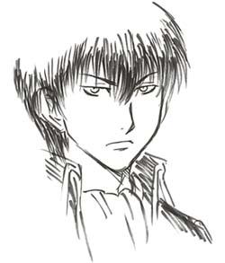 ヤベ、やっぱ無理だわ筆ペン土方さん